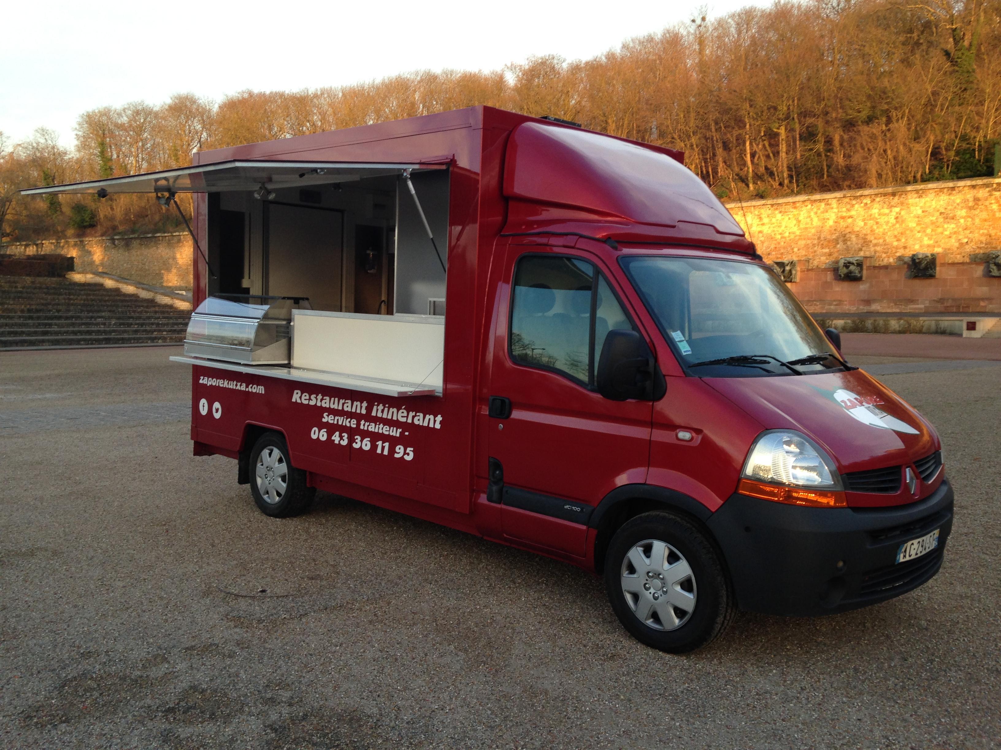 Devoir Camion Food Truck